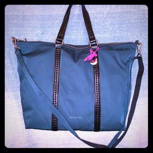 NWOT Vera Bradley Satchel Overnight Bag